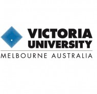 VU Logo Melb Aust Stacked CMYK White space